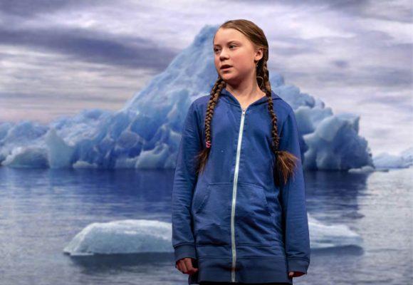 Con Greta Thunberg crece el tsunami contra el cambio climático