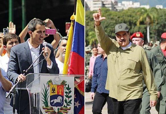 Se agota el show mediático Guaidó-Maduro