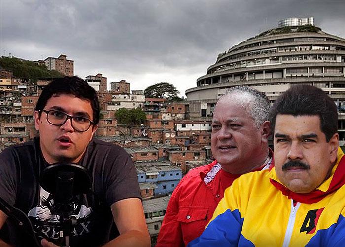 El último periodista que Maduro y Cabello callaron con el calabozo
