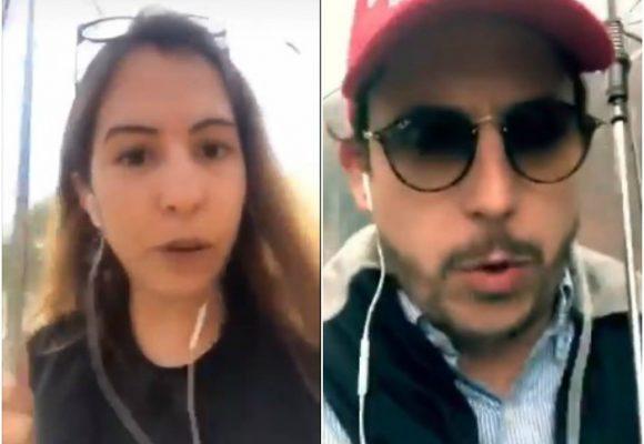 Isabella Wills: la trumpista que Juanpis González cogió de parche