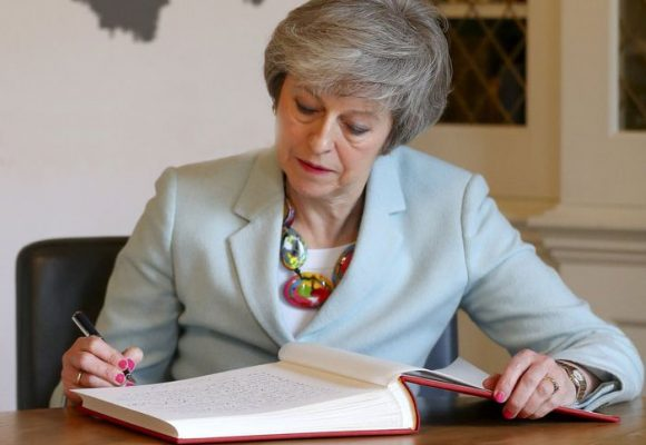 El ´brexit´ sigue enredado: nueva derrota de Theresa May