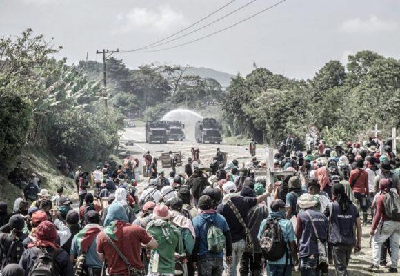 Minga del Cauca, entre bloqueos y protagonismos