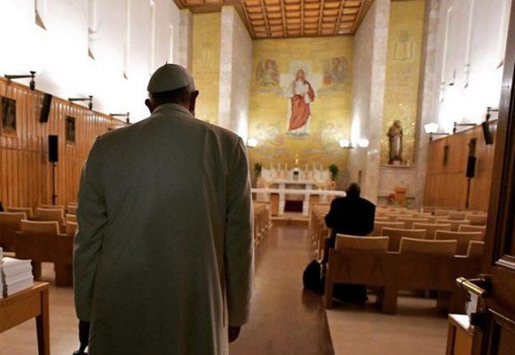 Los días oscuros de la Iglesia católica