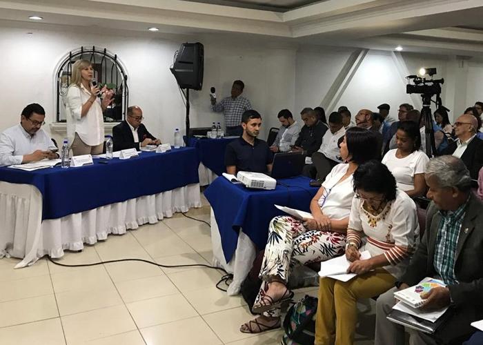 Se inauguró el Consejo Departamental de Paz del Valle del Cauca
