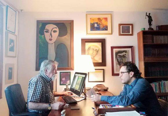Víctor Paz Otero habla de la monarquía versus la república