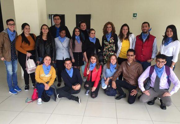 En Bogotá también se manifiestan en contra el aborto