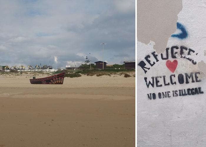 La tragedia de los migrantes africanos: un llamado a la solidaridad desde las artes