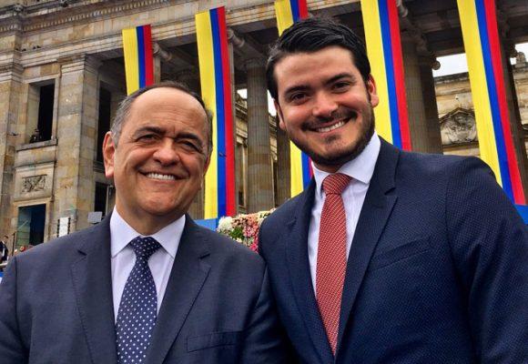 El reto de Ricardo Arias Macías de Colombia Justa Libres