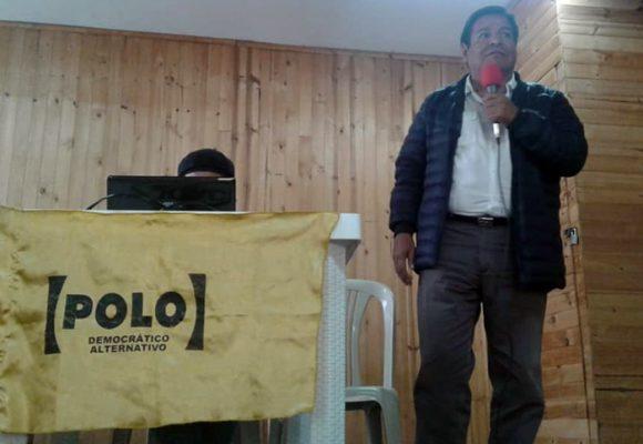 En Cundinamarca, el Polo ya tiene candidato