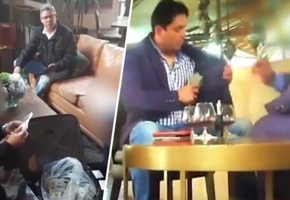[VIDEOS] Caso Santrich: así fueron las capturas del medio millón de dólares