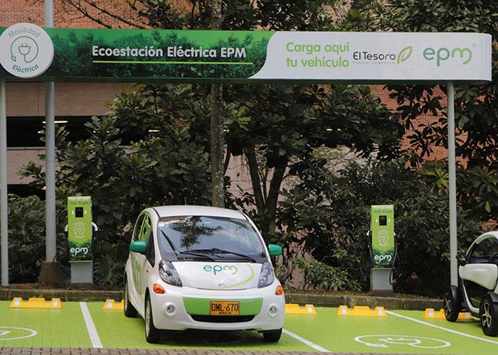Movilidad eléctrica, la solución paisa para la contaminación