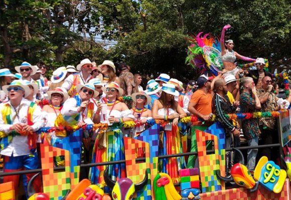 La ventana por la que se asomó el mundo para mirar el Carnaval de Barranquilla