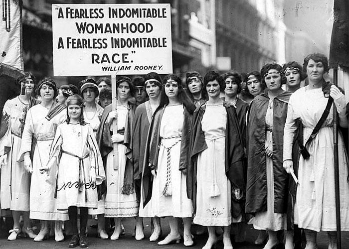 Un recuento hasta nuestros días de la lucha de las mujeres