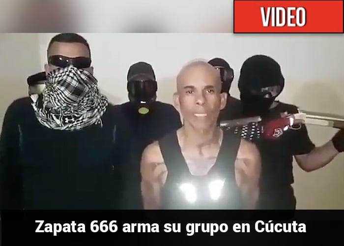Dejó el rap a un lado para comandar una milicia contra Maduro