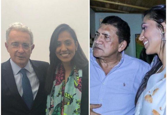Hija de Poncho Zuleta, la nueva candidata del uribismo en el Cesar