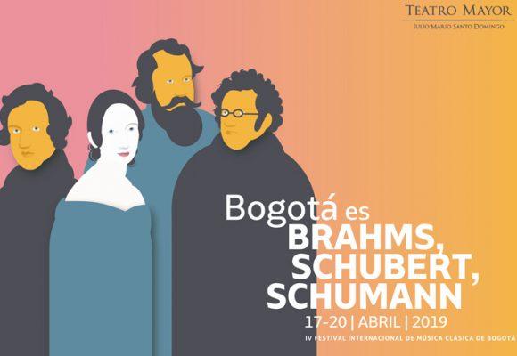 Los imperdibles del festival de música clásica de Bogotá