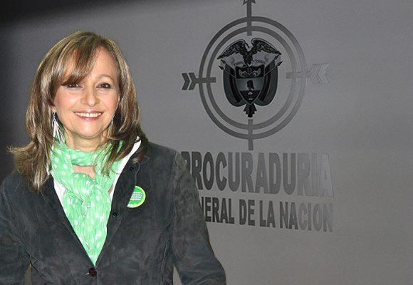 Espaldarazo de la Procuraduría a Ángela María Robledo