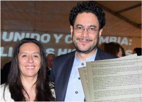 ¿Montaje contra Iván Cepeda y su esposa Pilar Rueda?