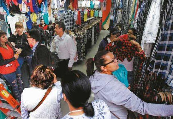 La avanzada china contra los comerciantes de San Victorino