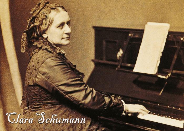 Mantener a siete hijos sola y dando clases de piano: la tragedia de Clara Schumann