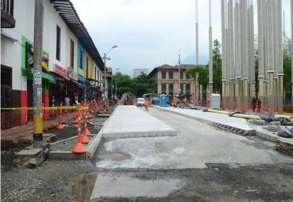 Renace el centro de Medellín