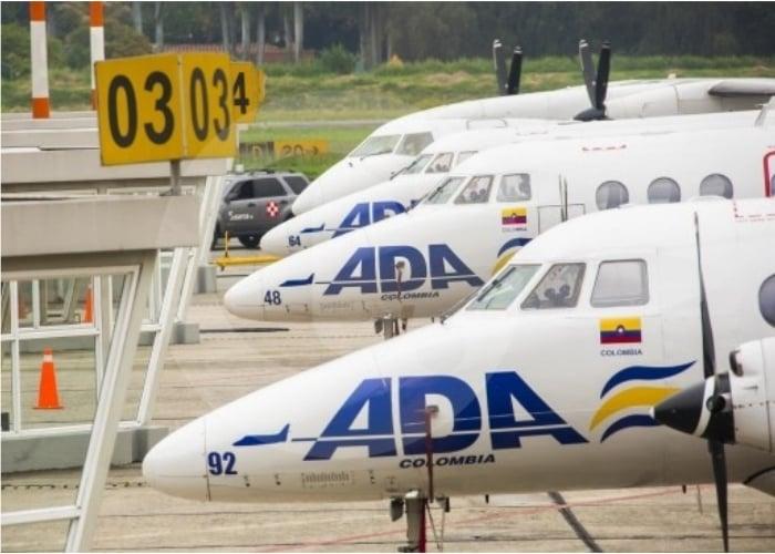 Aerolínea ADA venderá aeropuerto de Caucasia