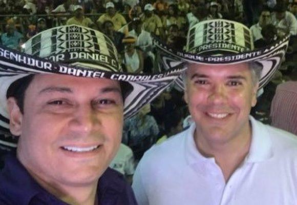 El exsenador Daniel Cabrales se quedó sin embajada, pero ésta quedó en familia