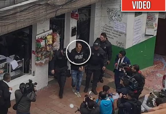 VIDEO. Cayó el dealer más duro de la Universidad de los Andes