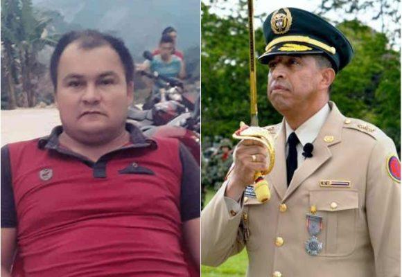 El general que tendría que dar la cara por el asesinato del exfarc en Catatumbo