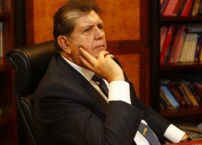 Se quitó la vida el expresidente peruano Alan García