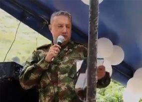 El caso de falso positivo que carga el general Diego Villegas