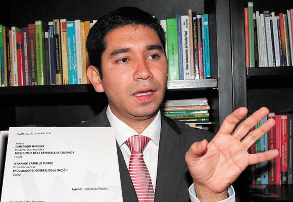 La decisión que silenciaria al exfiscal Moreno en Estados Unidos