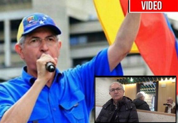 """""""Cualquier país envidiaría la capacidad eléctrica de Venezuela"""": Antonio Ledezma"""