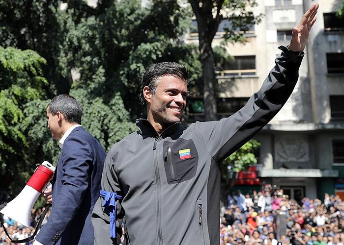 ¿Cómo logró Leopoldo López volarséle a Maduro?