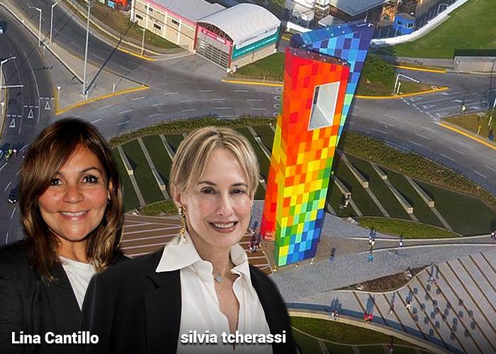 Silvia Tcherassi y Lina Cantillo serán las ventanas al mundo de la moda en Barranquilla