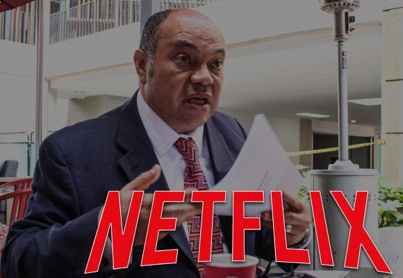 Rabia de los Colmenares con Netflix