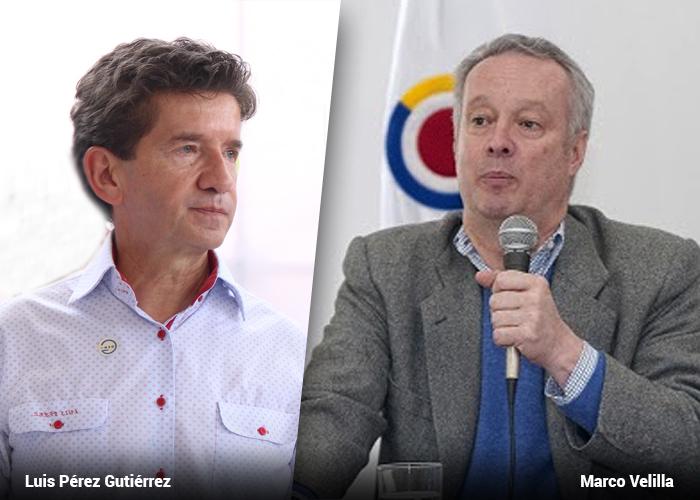 Rifirrafe entre miembros de la Junta de Hidroituango y Luis Pérez