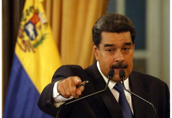 ¿Cuál bloqueo a Venezuela?