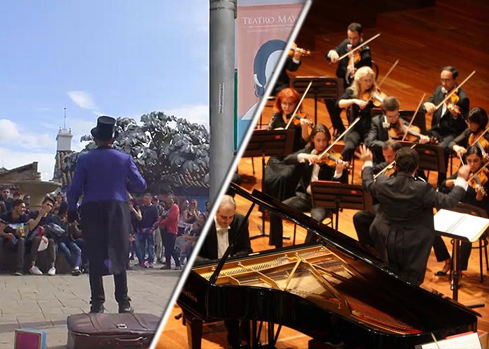 Así fue el IV Festival Bogotá es Brahms, Schubert, Schumann