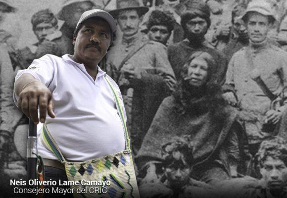El bisnieto de Quintín Lame que logró llevar a Duque al Cauca