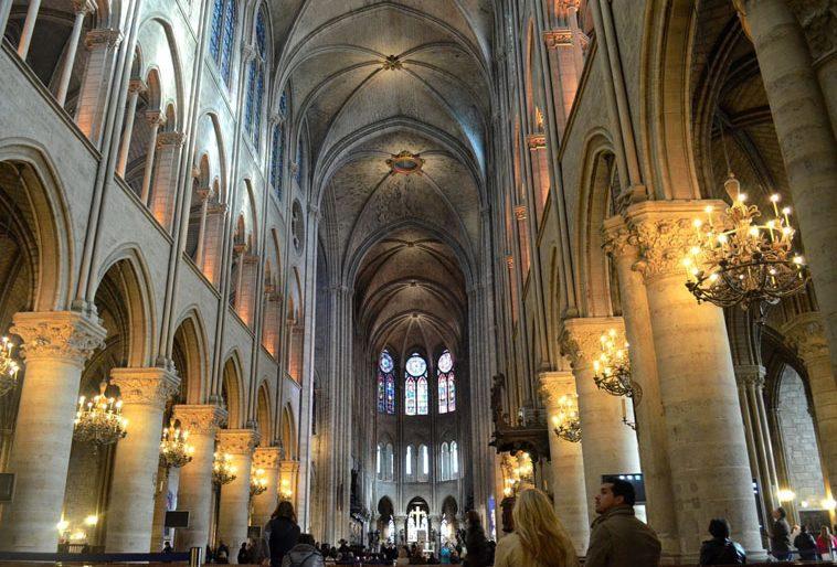 Los tesoros de Notre Dame que se hicieron cenizas