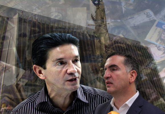 El mecanismo de corrupción de Luis Pérez
