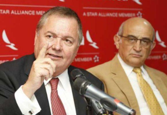 Hernán Rincón le dice adiós a la presidencia de Avianca
