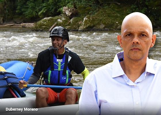 Seis exguerrilleros del Paisa rumbo al mundial de rafting en Australia