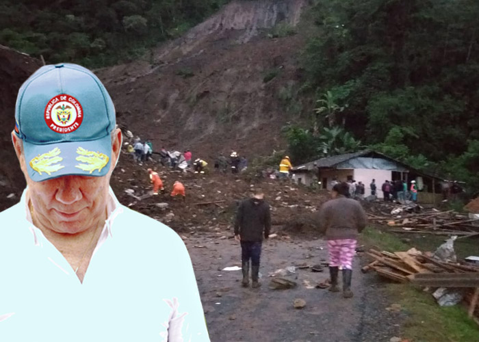 La tragedia de Rosas que Santos pudo prevenir