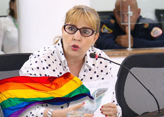 """""""Ser homosexual es una enfermedad"""": concejal bumanguesa"""