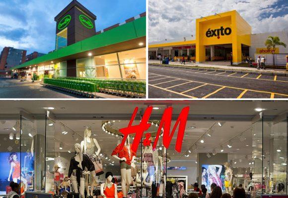 Las tiendas que más venden en Colombia y las que son mejor negocio