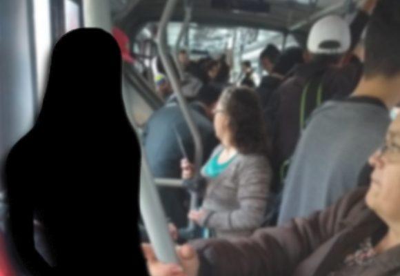 El infierno de acoso y manoseo que viven las mujeres en Transmilenio