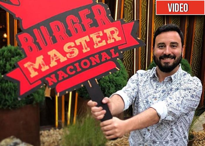 El mago del Burger Master da las claves de la hamburguesa perfecta