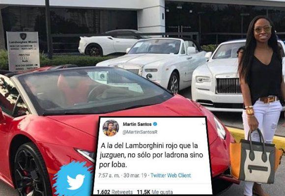 """""""Se le salió el clasismo al hijo de papi y mami de Martín Santos"""""""